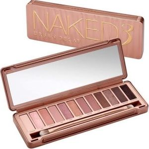 Urban Decay Naked 3 Palette - NWT